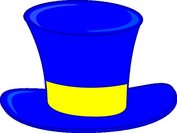 600x449 Top Hat Clipart Blue Top Hat Clip Art
