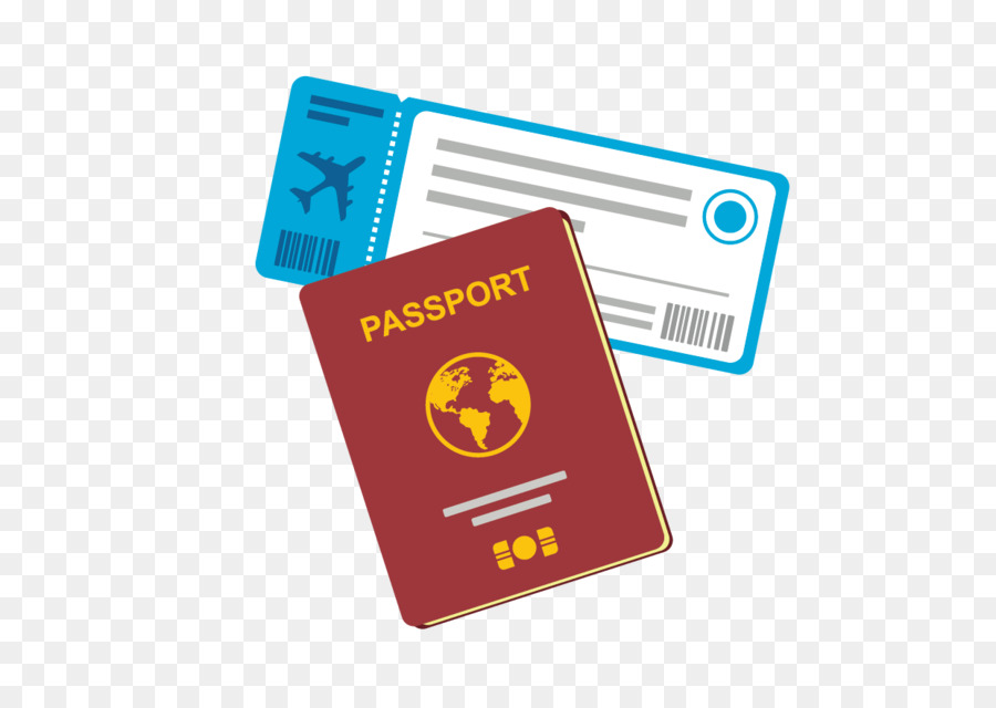 900x640 Flight Airline Ticket Travel Clip Art