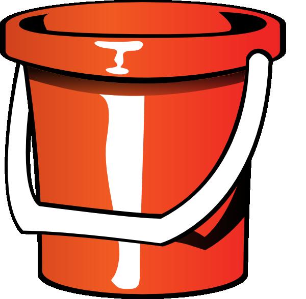 600x588 Clip Art Bucket List Clipart