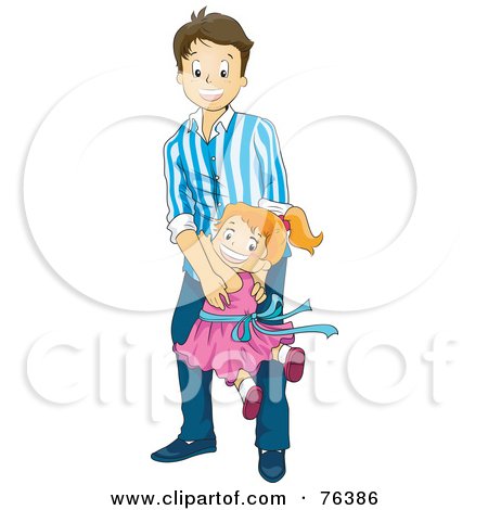 450x470 Little Girl Clip Art