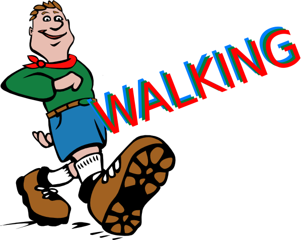 600x477 Walking Clipart Walking Clip Art