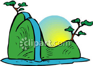 clipart waterfall at getdrawings com free for personal use clipart rh getdrawings com waterfall clipart free waterfalls clip art free images