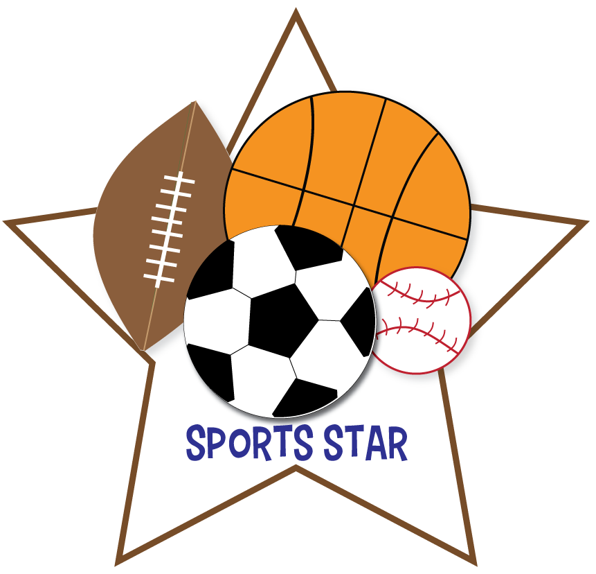 861x828 Free Sports Clipart For Parties Crafts School Projects Websites