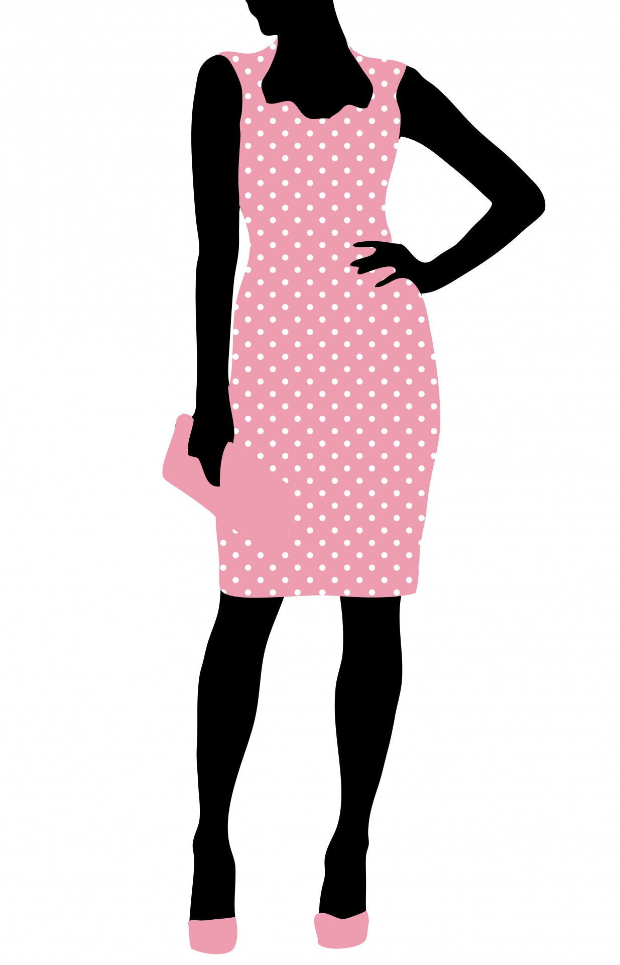 1235x1920 Top 53 Fashion Clip Art