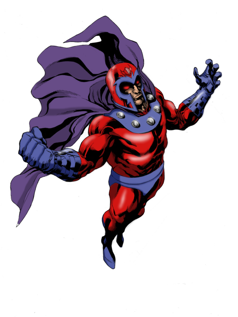 774x1031 Magneto By Mlpochea