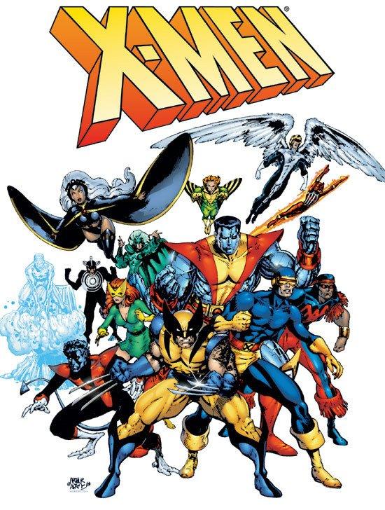 550x728 Analyzing Arthur Adams' Classic X Men