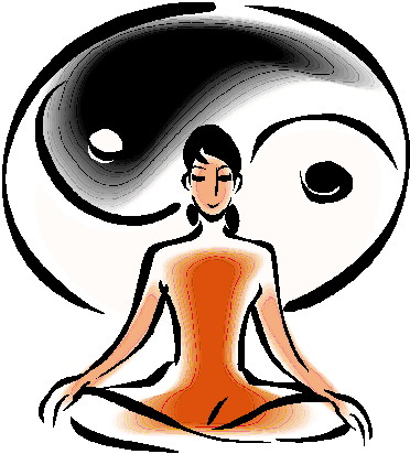 372x412 Clip Art Activities Yoga