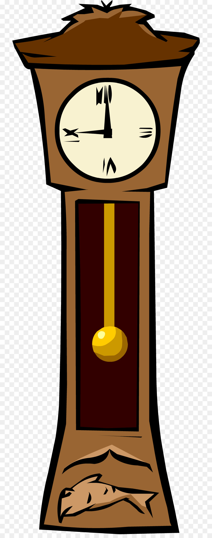 900x2280 Club Penguin Floor Amp Grandfather Clocks Clip Art