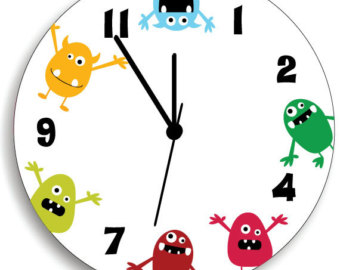 340x270 Cool Clock Clipart