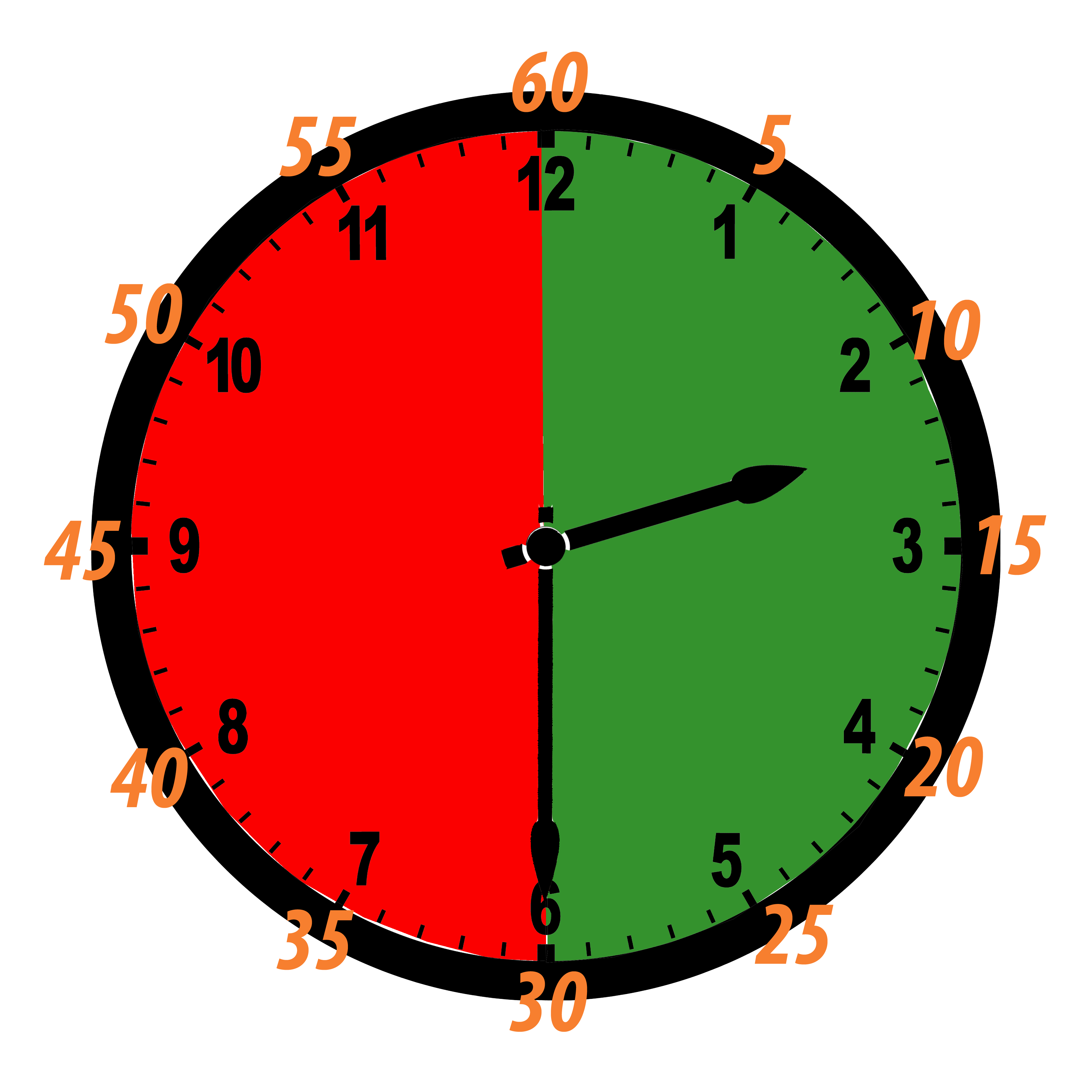 3600x3600 Telling Time