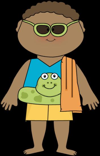 353x550 Free Clipart For Teachers Clothing Boy Ready For Summer Clip Art