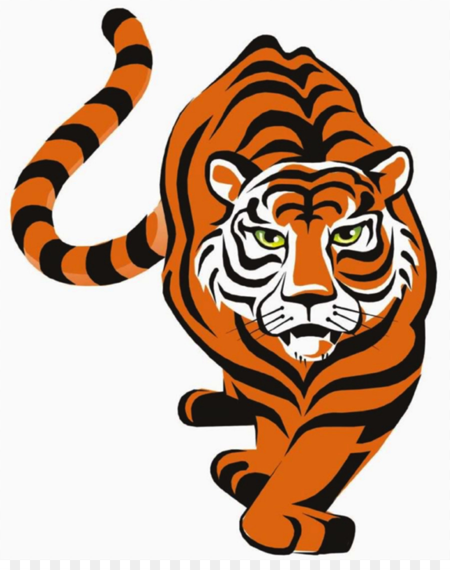 900x1140 Bengal Tiger White Tiger Lsu Tigers Women's Soccer Clip Art