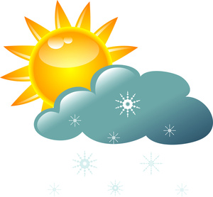 300x278 Cloudy Weather Clipart Free Clipart Images