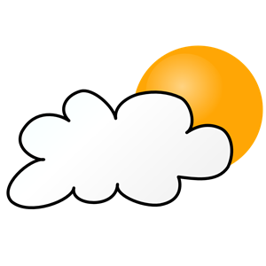 300x300 Homey Ideas Cloudy Clipart Clouds Weather Pencil And In Color