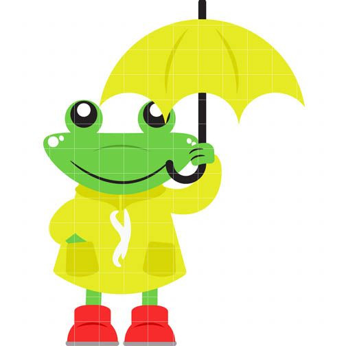 504x504 Rainy Day Picture Clipart