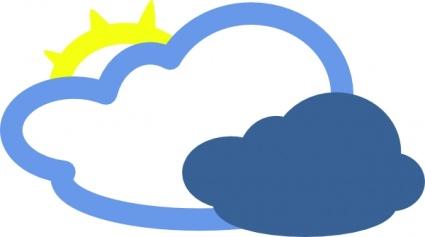 425x237 Cloudy Day Clip Art