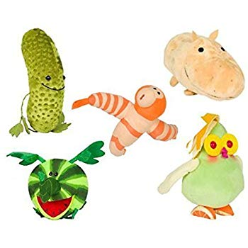 350x350 Plush Cloudy With A Chance Of Meatballs 2 Foodimal