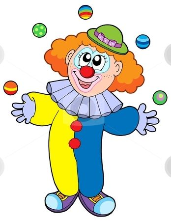 348x450 Image Result For Clown Clipart Grade Two Cards