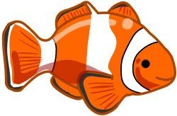 clown fish clipart at getdrawings com free for personal use clown rh getdrawings com Baby Nemo Clip Art clown fish clipart black and white