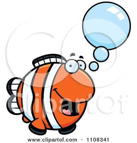 450x470 Clipart Talking Clownfish