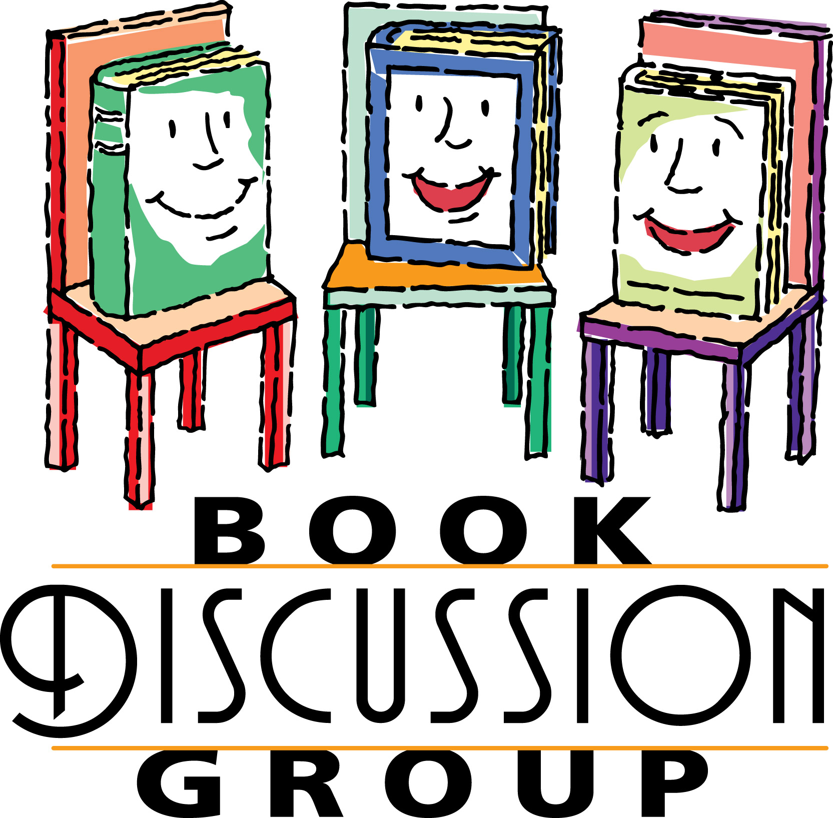 1665x1635 Ladies Book Club Clipart