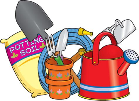 474x344 School Garden Club Clip Art