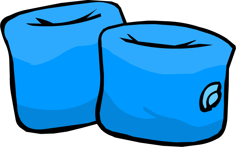 941x589 Flippers Clipart Club Penguin
