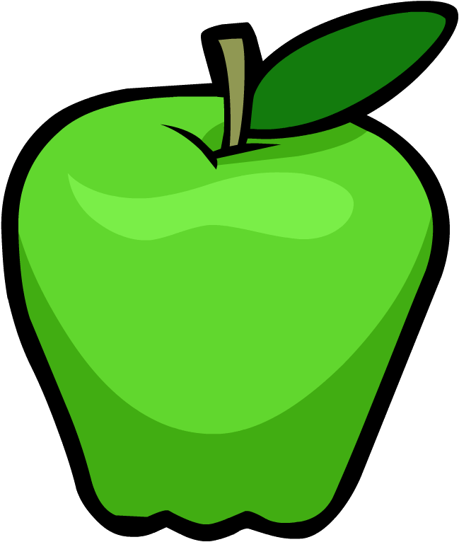 649x766 Green Apple Clip Art Free Collection Download And Share Green