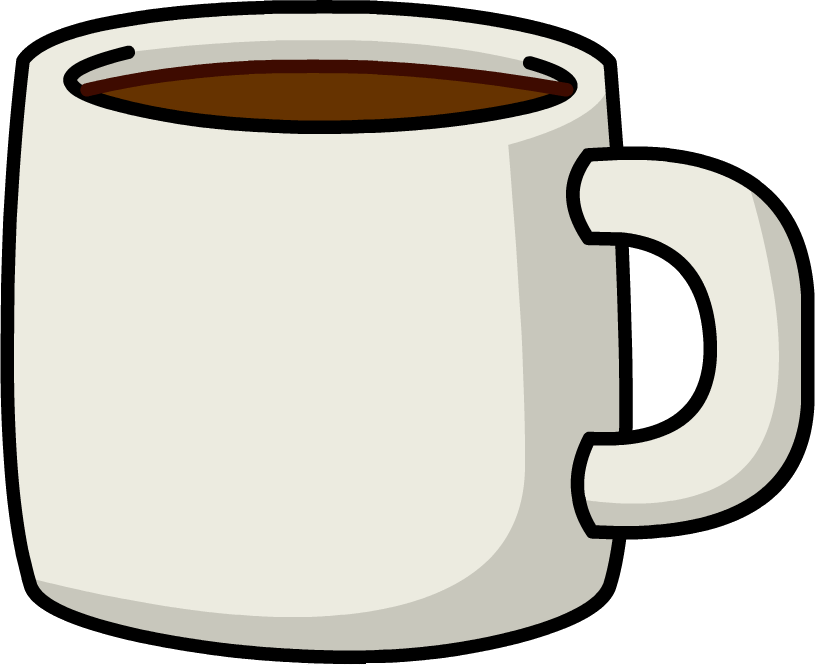 815x665 Penguin Clipart Hot Cocoa