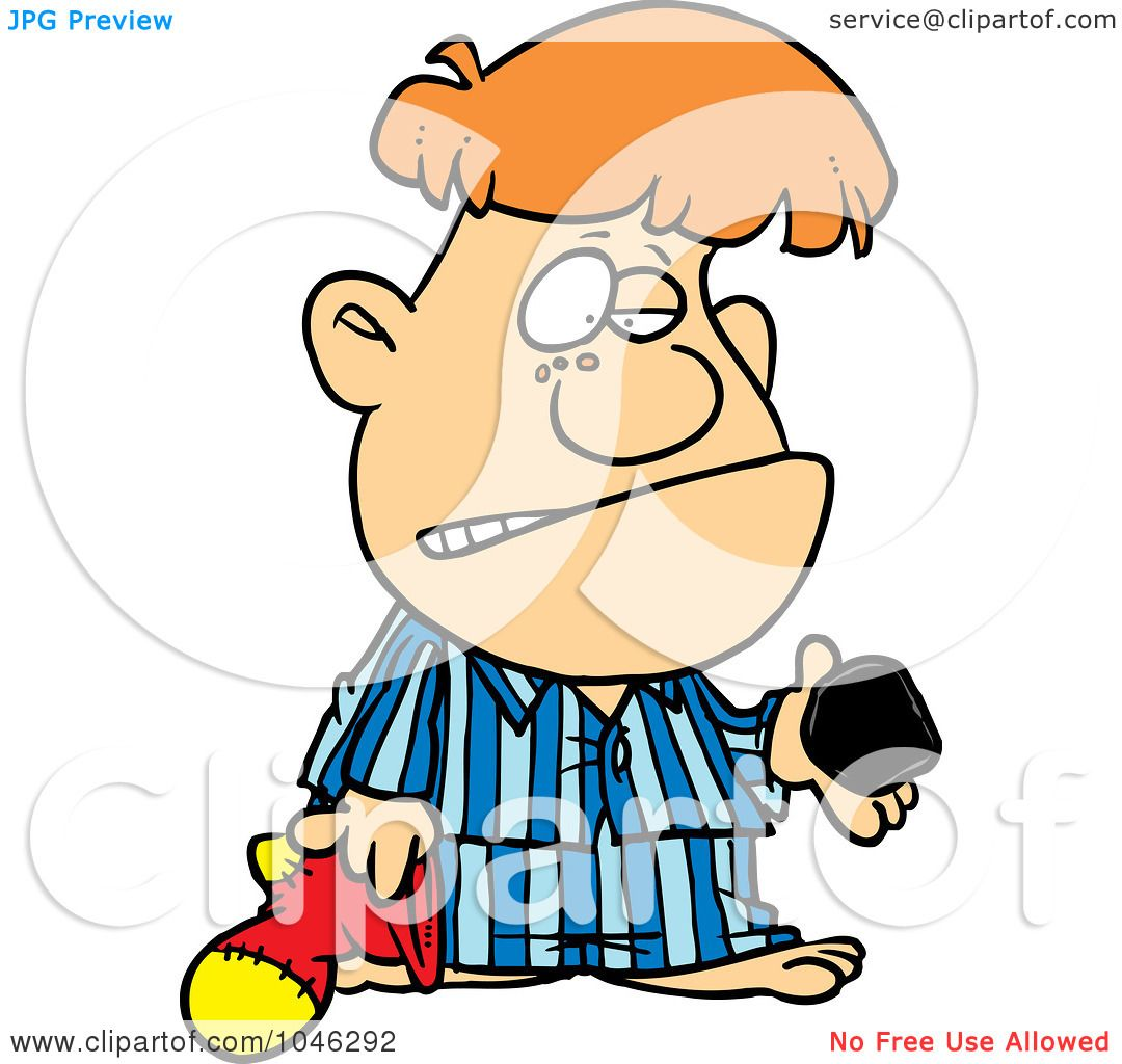 1080x1024 Royalty Free (Rf) Clip Art Illustration Of A Cartoon Boy Receiving