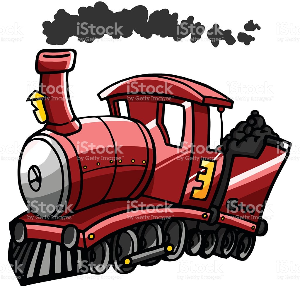 1024x1024 Caol Clipart Coal Train
