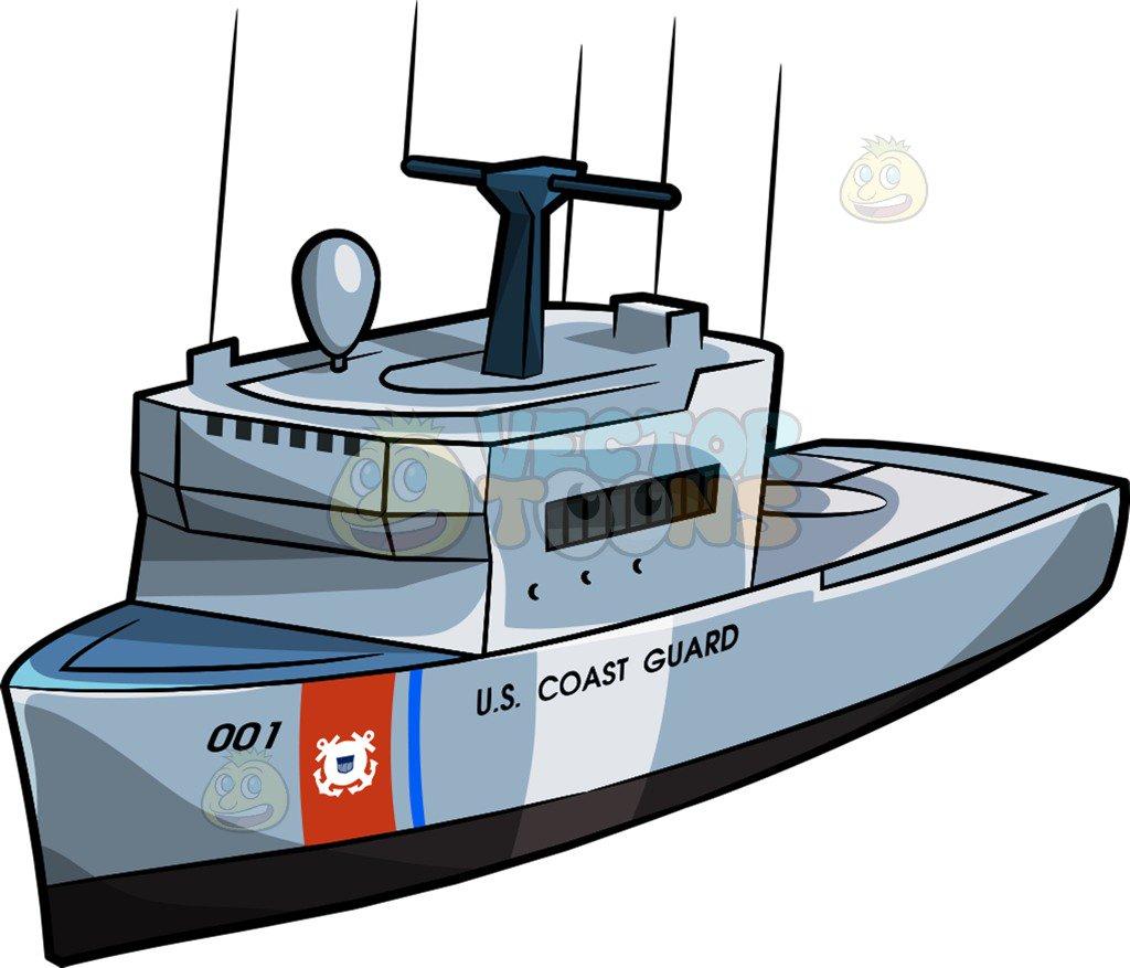 1024x877 Coast Guard Cutter Clip Art