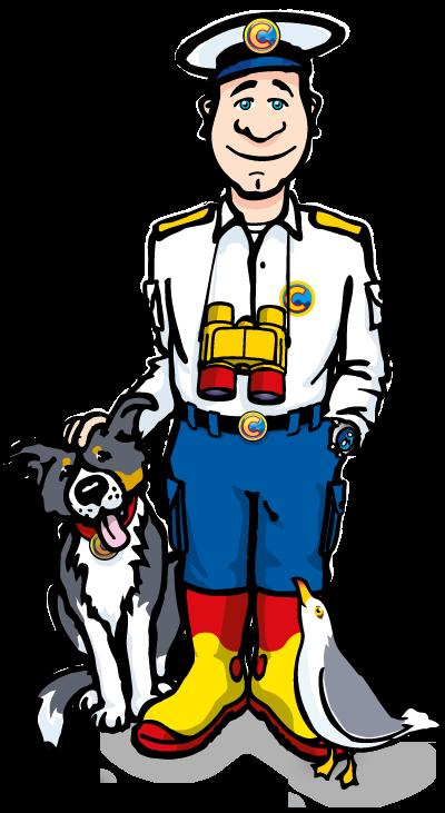 400x731 Colin The Coastguard