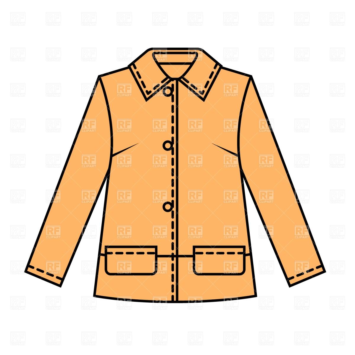 1200x1200 Coat Clip Art