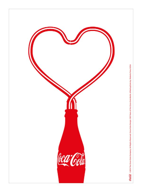 Coca Cola Bottle Clipart