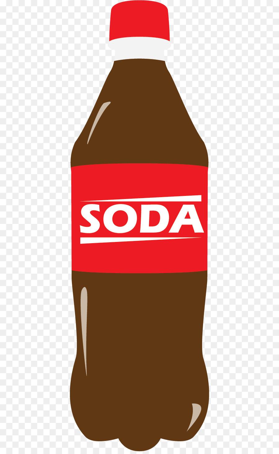900x1460 Fizzy Drinks Bottle Coca Cola Juice Clip Art