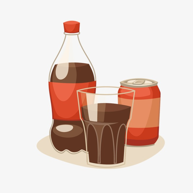 650x650 Vector Cola, Coke, Cup, Bottle Png And Vector For Free Download