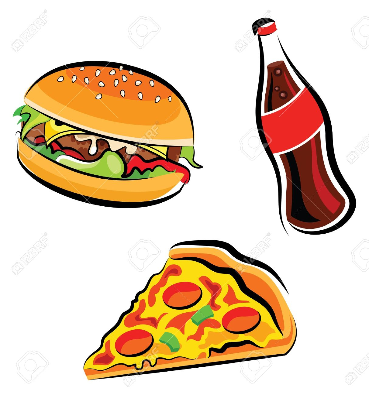 1214x1300 Collection Of Pizza And Soda Clipart High Quality, Free