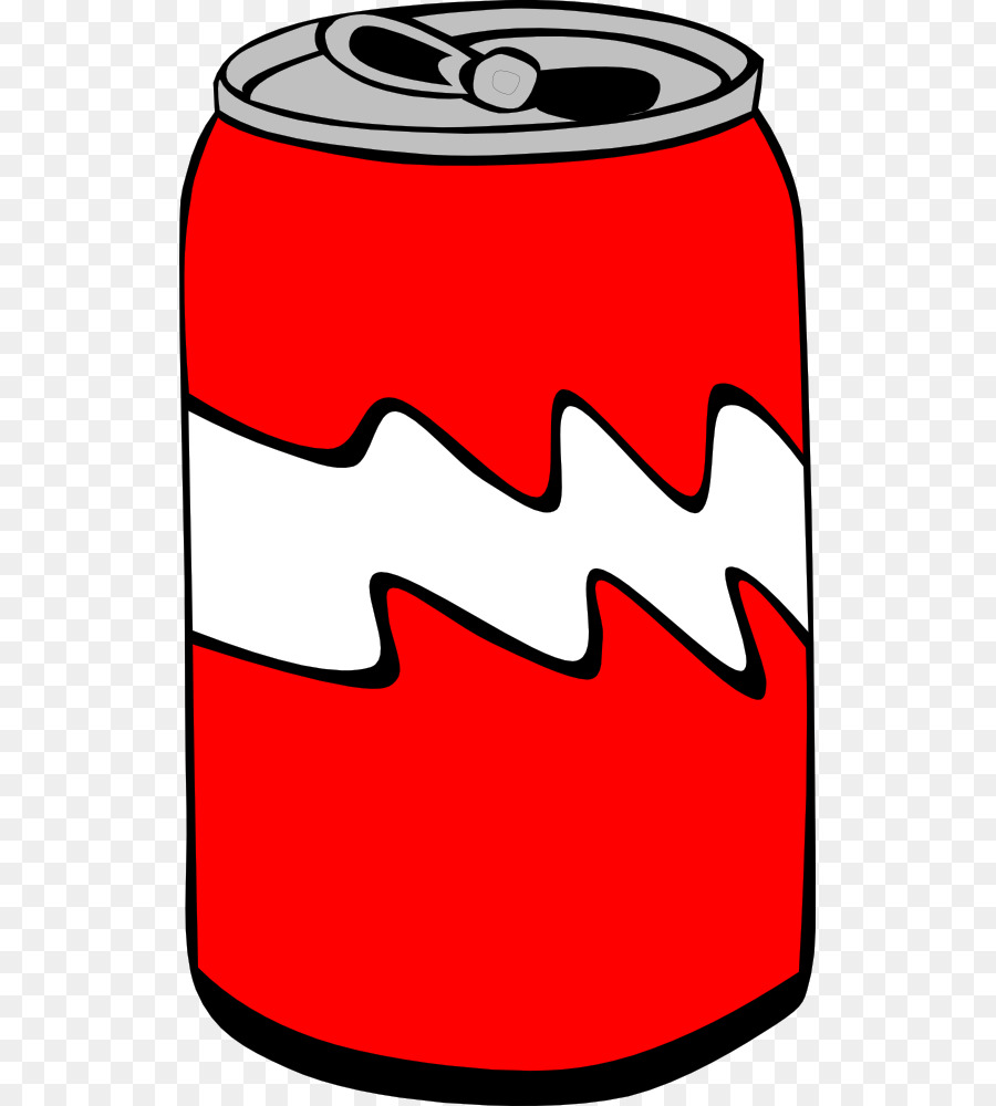 900x1000 Coca Cola Soft Drink Beverage Can Clip Art