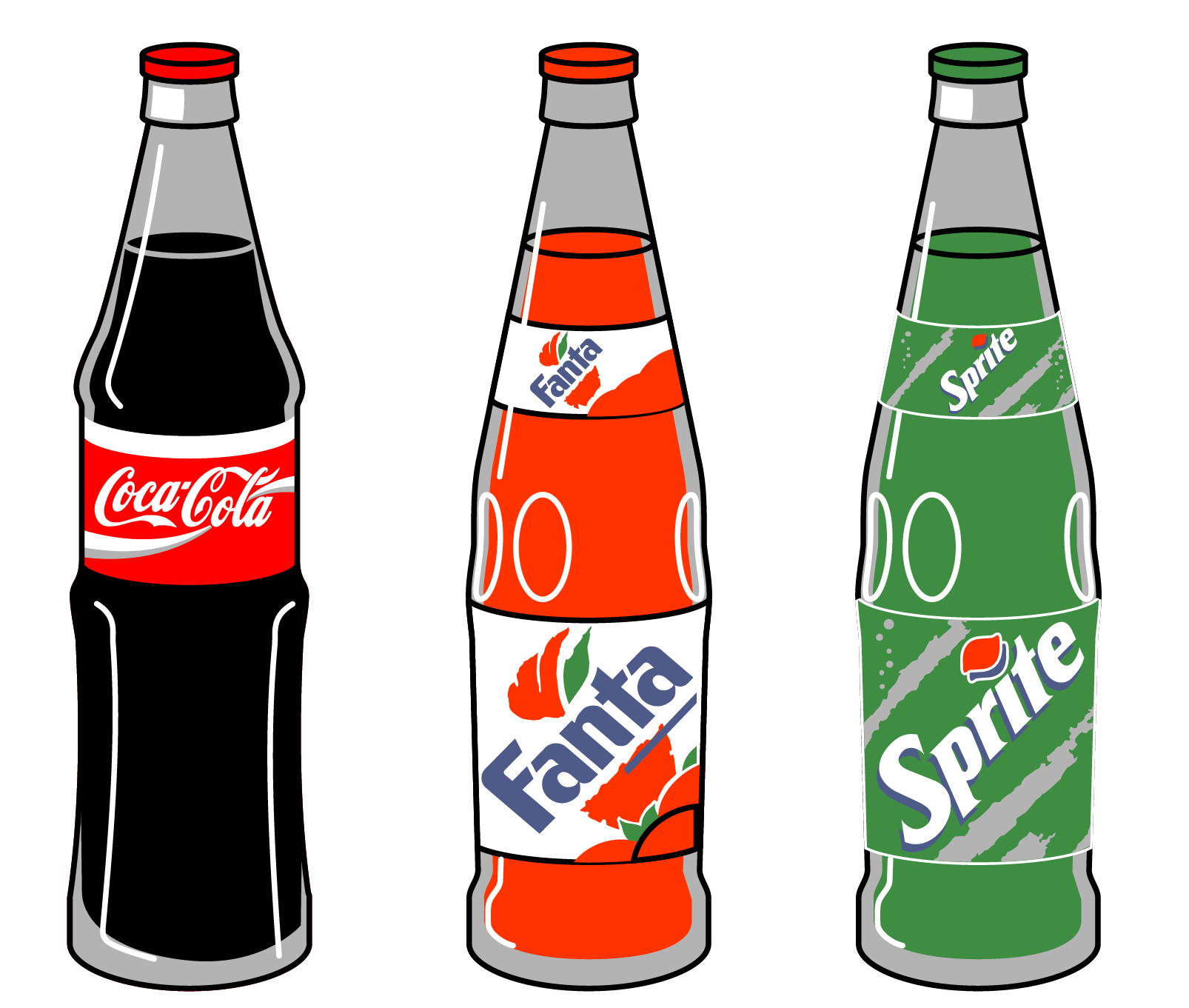 1606x1361 Coca Cola Soft Drink Pepsi Clip Art