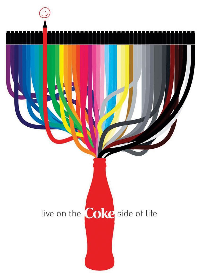 850x1172 Coca Cola Art Gallery A Celebration Of Coca Cola Art, Ads