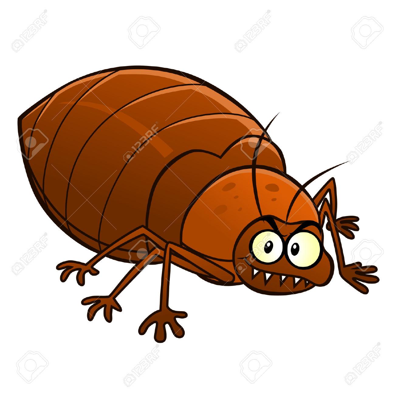1300x1300 Bugs Clipart Mean 3108163