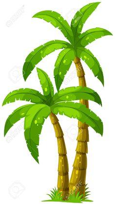 236x419 Palm Trees Clip Art Units 5 + 6 Clipart