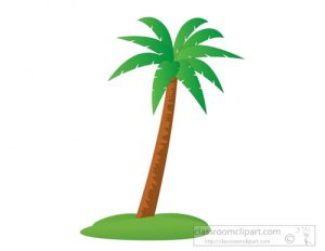 300x232 Coconut Tree Clip Art Starter Template For Bootstrap Space Clipart