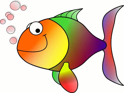 512x384 Fish Clip Art Download