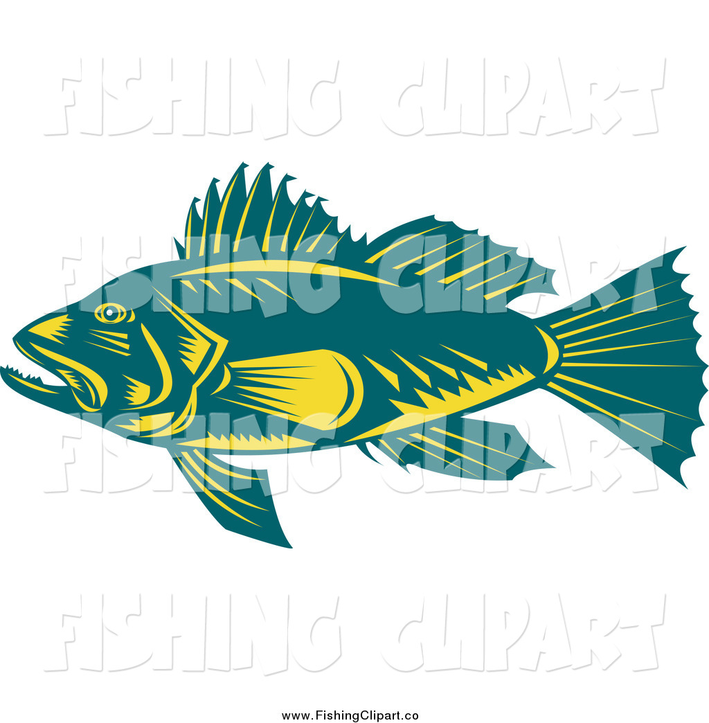 1024x1044 Royalty Free Bass Stock Fishing Designs