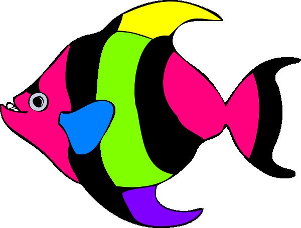 600x455 Tropical Fish Clipart Small Fish