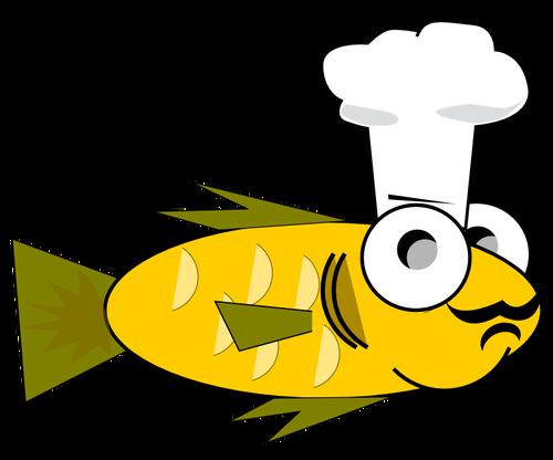 500x416 527 Free Cod Fish Vector Public Domain Vectors