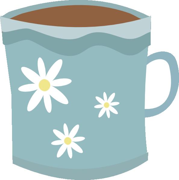 594x598 Coffee Mug Clip Art
