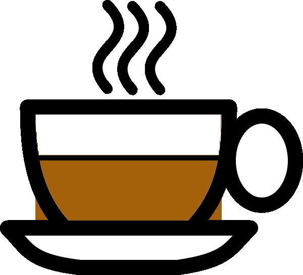 600x545 Coffee Cup Clip Art